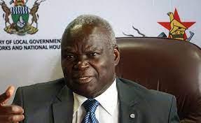 Minister July Moyo