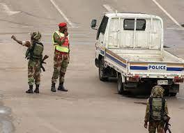 police-army