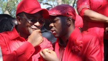 Douglas Mwonzora, Nelson Chamisa
