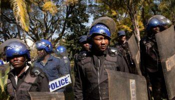 Zimbabwe Republic Police