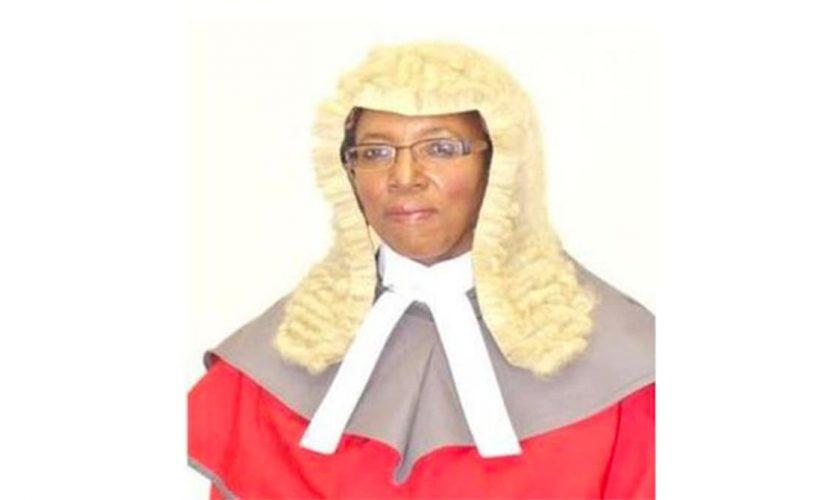 Justice Edith Mushore