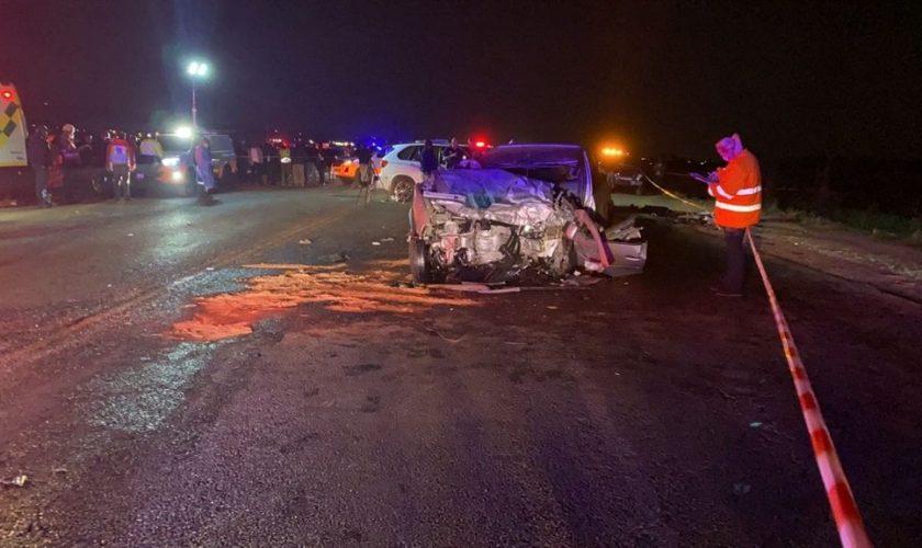 Jolidee Matongo accident