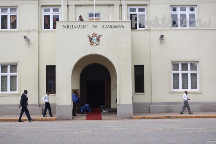 Parliament-Zimbabwe