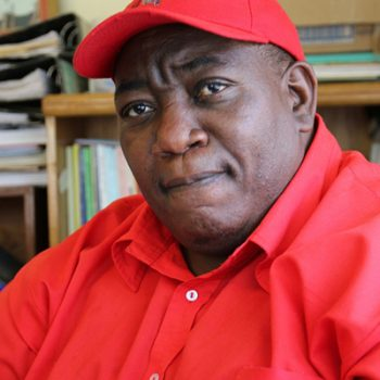 Raymond Majongwe