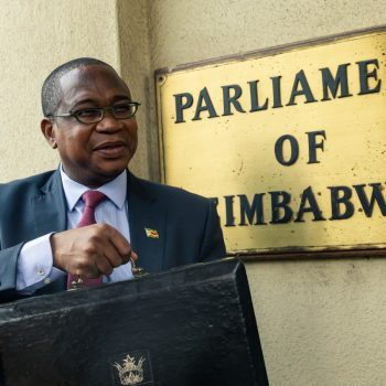 Mthuli Ncube budget presentation