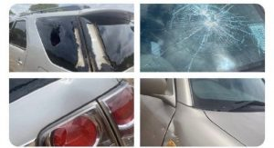 Chamisa convoy attack